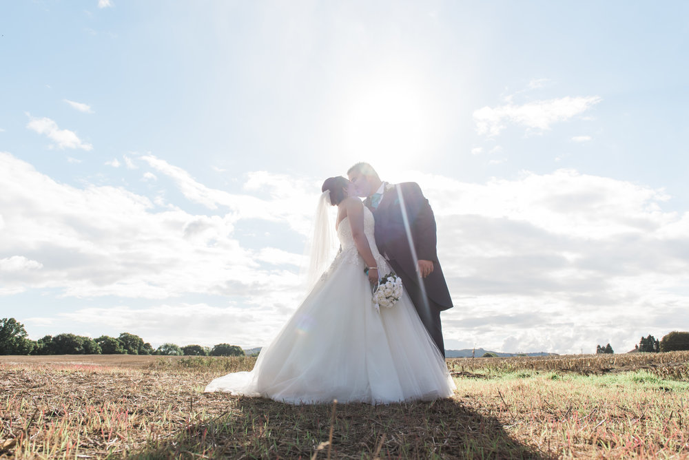 Gemma and Charlie - Southdowns Manor