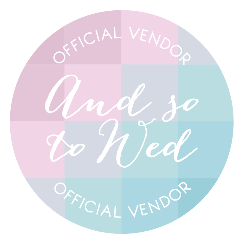 And so to Wed vendor.png
