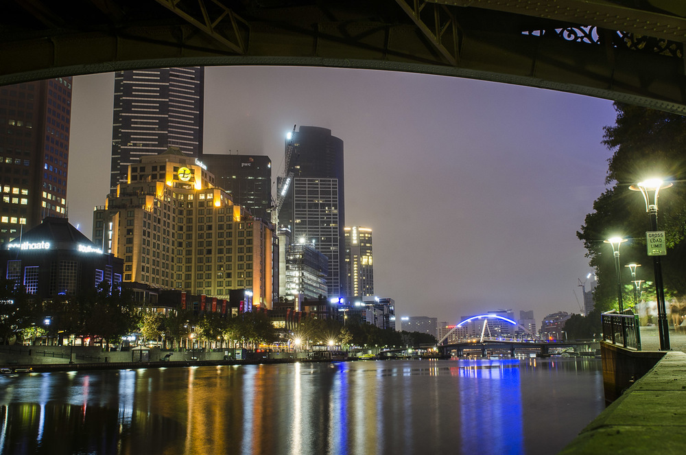 Nikon D7000 w/Nikon 24-70mm f/2.8 - Aperture : f/11 - Shutter : 15 seconds - ISO : 100
