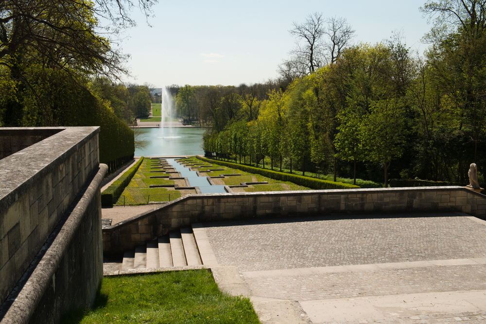 Parc de Sceaux - Photography : William Lounsbury - Nikon D800 -Nikkor 24-70mm f/2.8 - F/13 - 1/200 - ISO:200