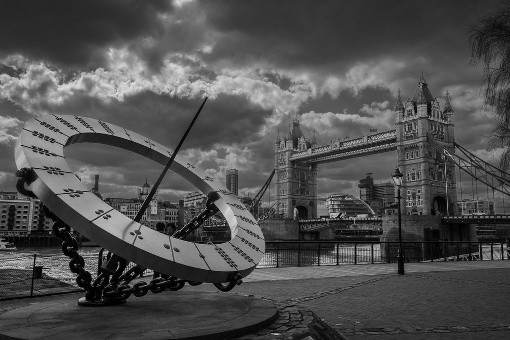 From St Katharine Docks Photography: Alexander J.E. Bradley - Nikon D7000 - AF-S NIKKOR 14-24mm f/2.8G ED @ 20mm - f/22 - 1/125 - ISO:100