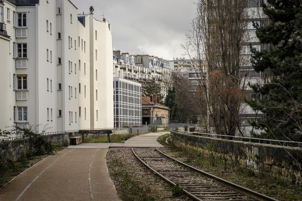 Promenade de la petite ceinture- PHOTOGRAPHY : ALEXANDER J.E. BRADLEY - NIKON D7000 - NIKKOR 24-70MM F/2.8 @ 55mm - F/5 - 1/160 - ISO:100