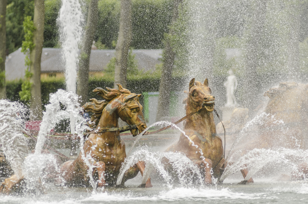Apollo Fountain - Photography : Alexander J.E. Bradley - Nikon D7000 - 80.0-200.0 mm f/2.8 @ 200mm - f/2.8 - 1/640 - ISO 100