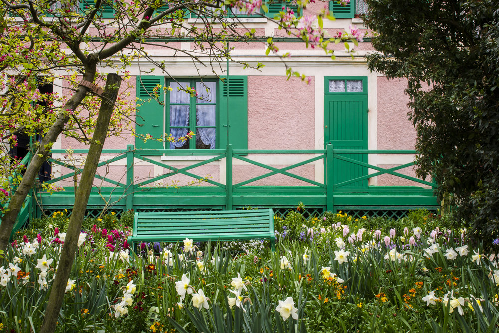 Monet's House - Photo: Alexander J.E. Bradley - Nikon D7000 - 24-70mm f/2.8 @ 28mm - f/22 - 1/10 - ISO 100