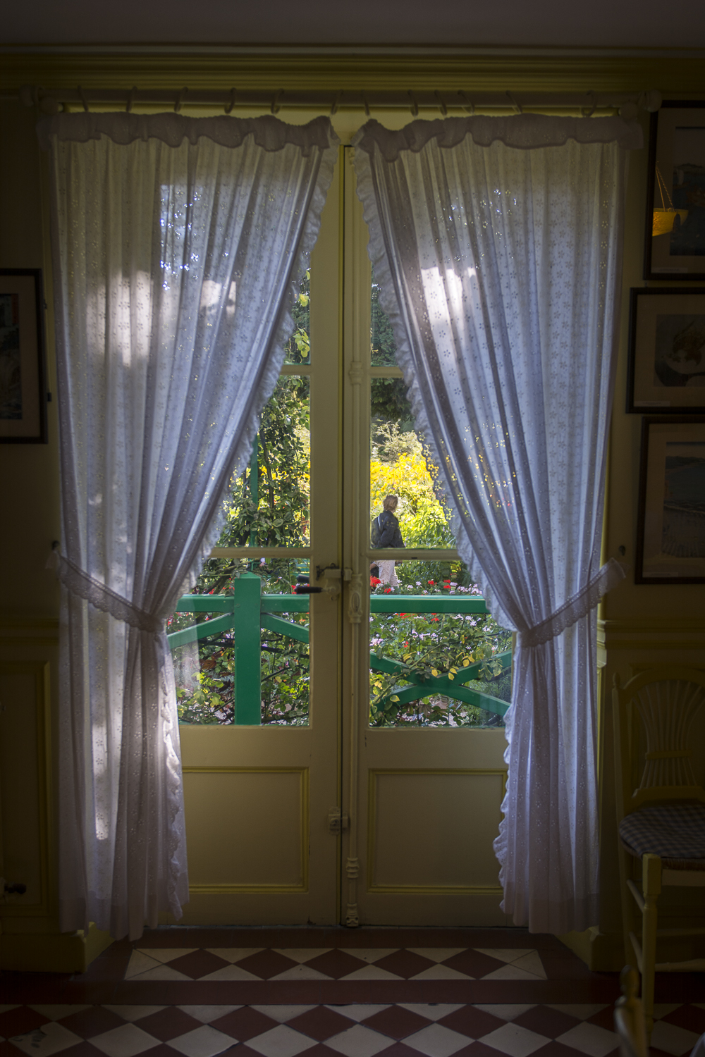 MONET's house interior - PHOTO: ALEXANDER J.E. BRADLEY - NIKON D7100 - 24-70MM F/2.8 @ 29MM - F/2.8 - 1/160 - ISO 100