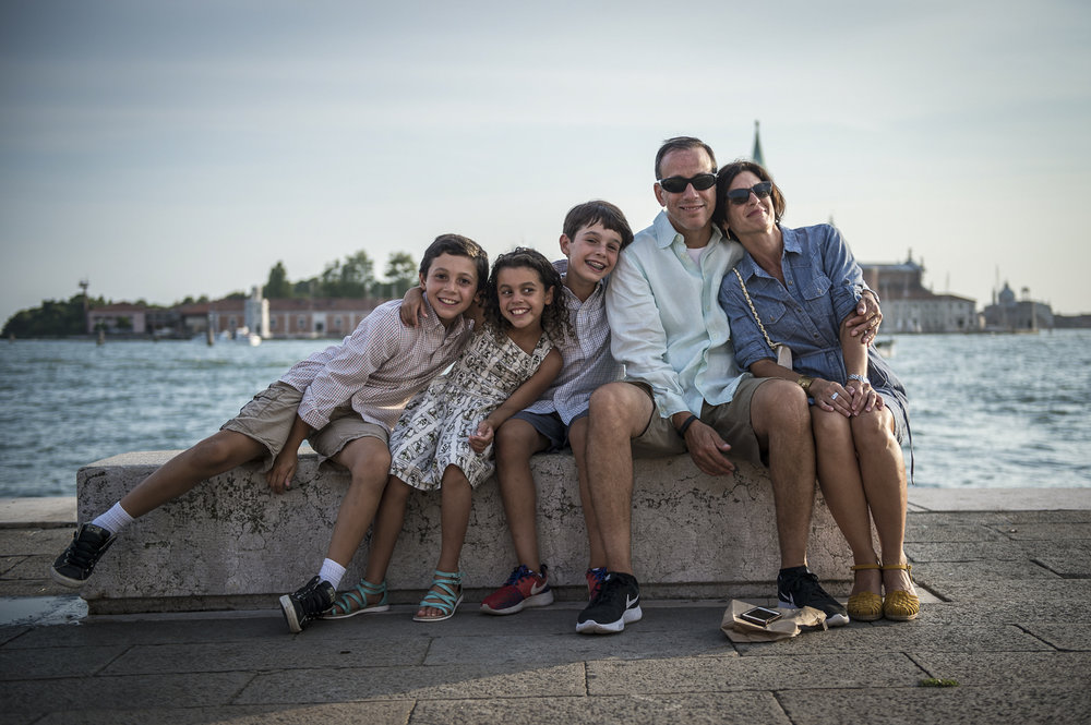 Northern Italy Portrait Session