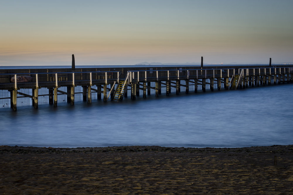 Middle Brighton Baths PHOTOGRAPHY : ALEXANDER J.E. BRADLEY - NIKON D7000 - 24-70mm F/2.8 @ 45mm - F/11 - 20 sec - ISO 100