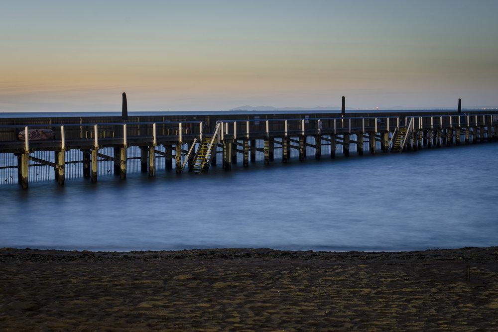 Middle Brighton Baths PHOTOGRAPHY : ALEXANDER J.E. BRADLEY - NIKON D7000 - 24-70mm F/2.8 @ 45mm - F/11 - 20 sec - ISO 100
