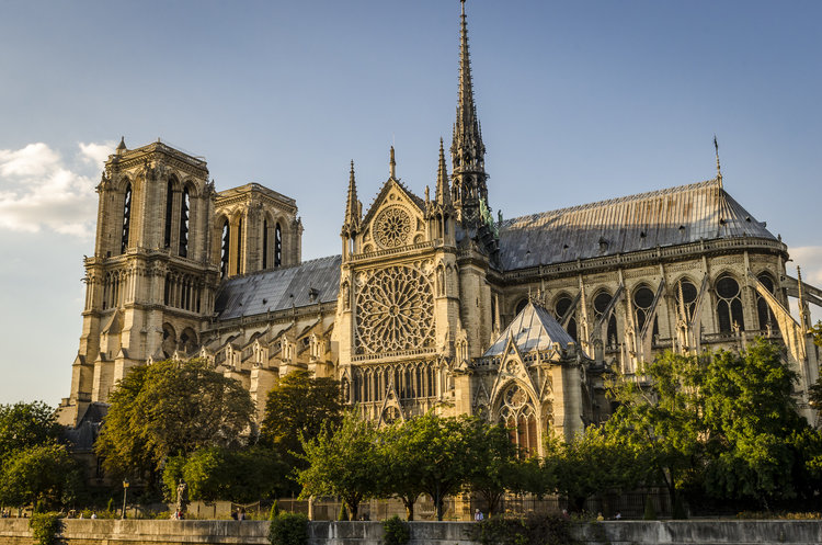 best place to photograph notre dame de paris aperture tours