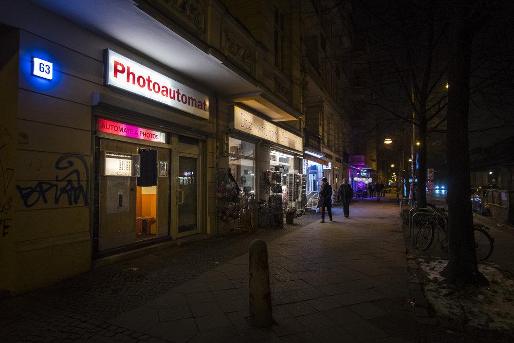 Schönhauser Allee 63 PHOTOGRAPHY: ALEXANDER J.E. BRADLEY •NIKON D500 • AF-S NIKKOR 14-24MM F/2.8G ED @14MM • F/2.8 •1/200 •ISO 1600