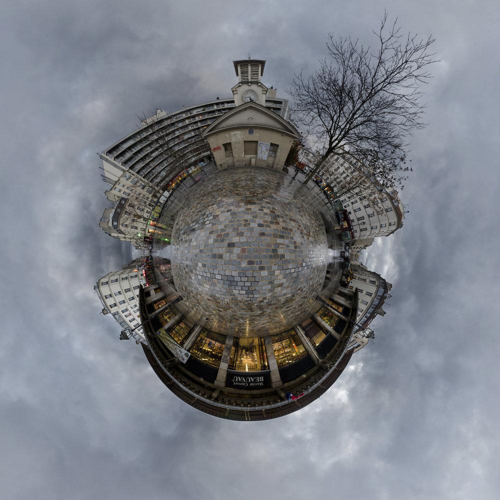 Place d'Aligre  PHOTOGRAPHY: ALEXANDER J.E. BRADLEY •NIKON D7000