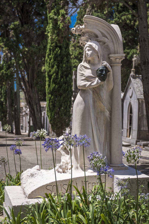 Prazeres Cemetery  PHOTOGRAPHY: ALEXANDER J.E. BRADLEY •NIKON D500 • AF-S NIKKOR 24-70mm f/2.8G ED • 48mm • F/2.8 •1/3200 •ISO 100