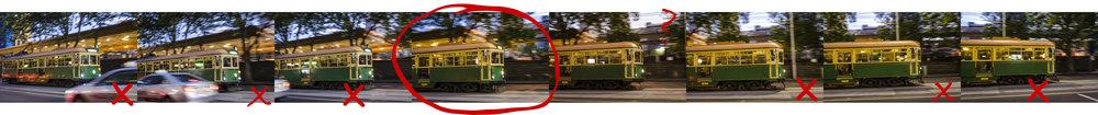 Melbourne W-Class Tram  PHOTOGRAPHY: ALEXANDER J.E. BRADLEY •NIKON D7000 • AF-S NIKKOR 24-70MM Ƒ/2.8G ED @ 34MM • Ƒ/2.8 •1/25•ISO 800