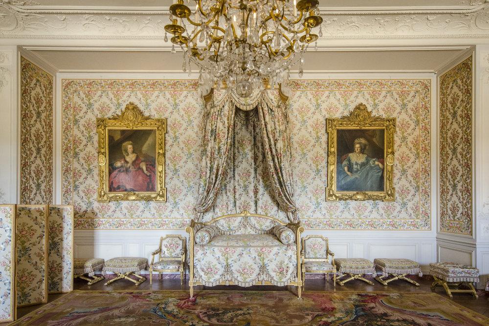 Chambre de Madame Adélaïde PHOTOGRAPHY: ALEXANDER J.E. BRADLEY •NIKON D500 • AF-S NIKKOR 24-70mm f/2.8G ED @ 24mm • Ƒ/6.3 •1/30•ISO 1600