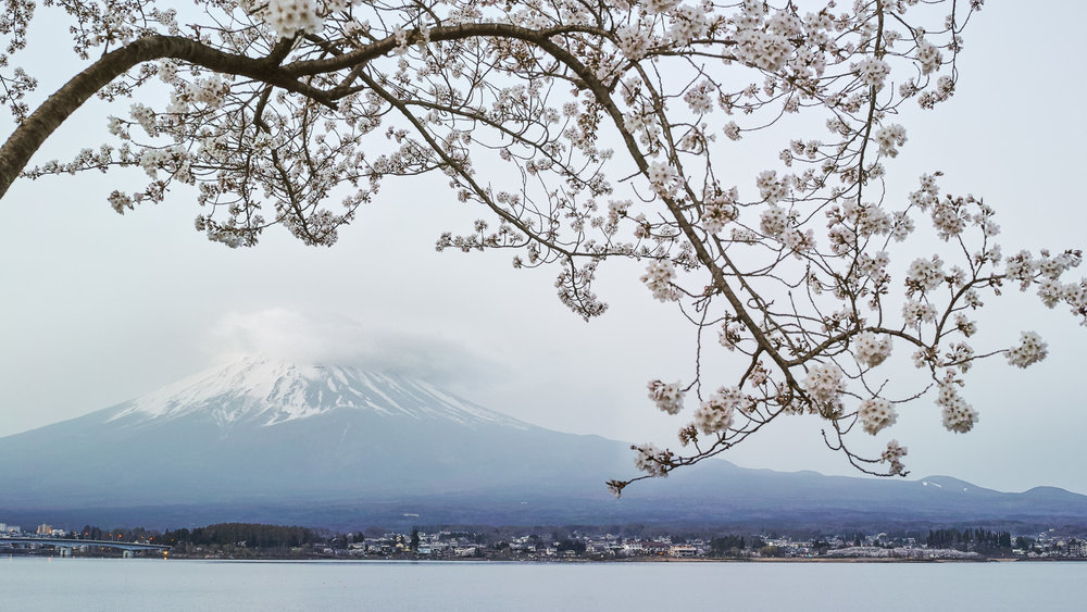 Mt. Fuji - Japan PHOTOGRAPHY: Giovanni Piliarvu