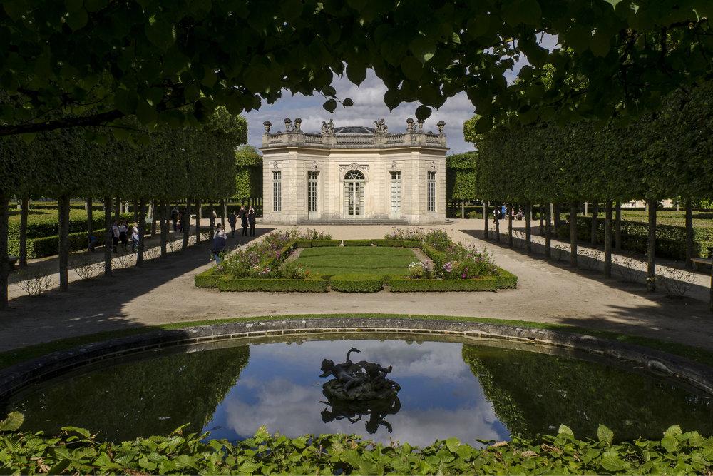 The French Pavilion - Versailles  PHOTOGRAPHY: ALEXANDER J.E. BRADLEY •NIKON D7000 • AF-S NIKKOR 24-70mm ƒ/2.8G ED @ 24MM • ƒ/14 • 1/125 •ISO 100