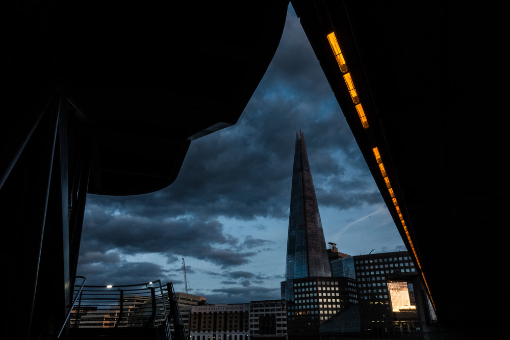 The Shard - London  PHOTOGRAPHY: Andrei Butnaru
