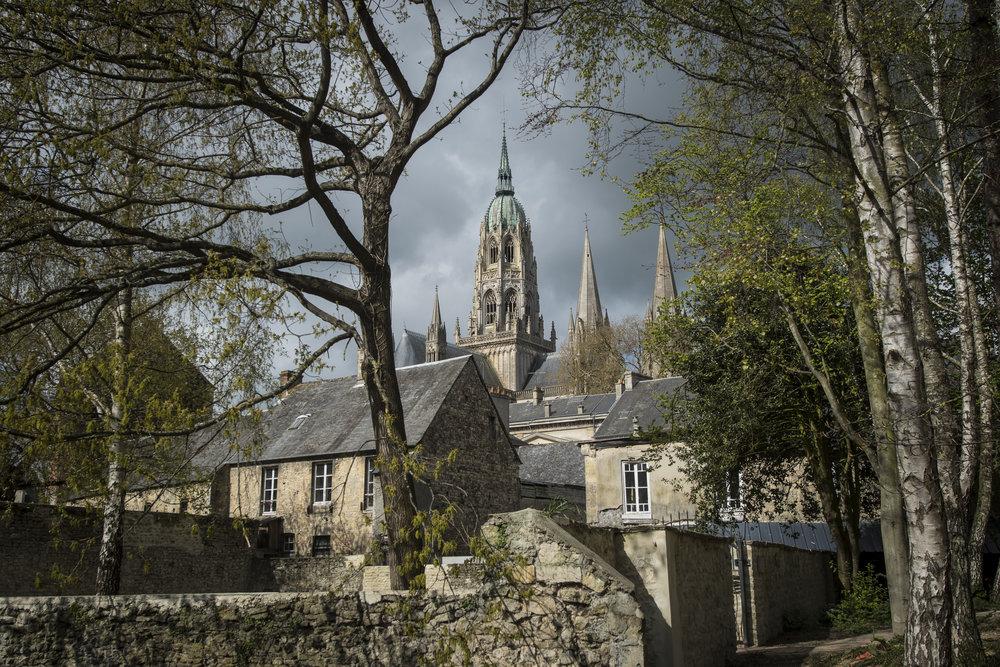 La Cathédrale de Bayeu - Bayeu  PHOTOGRAPHY: ALEXANDER J.E. BRADLEY •NIKON D500 • AF-S NIKKOR 14-24mm Ƒ/2.8G ED @ 24MM • Ƒ/8 • 1/320 •ISO 50