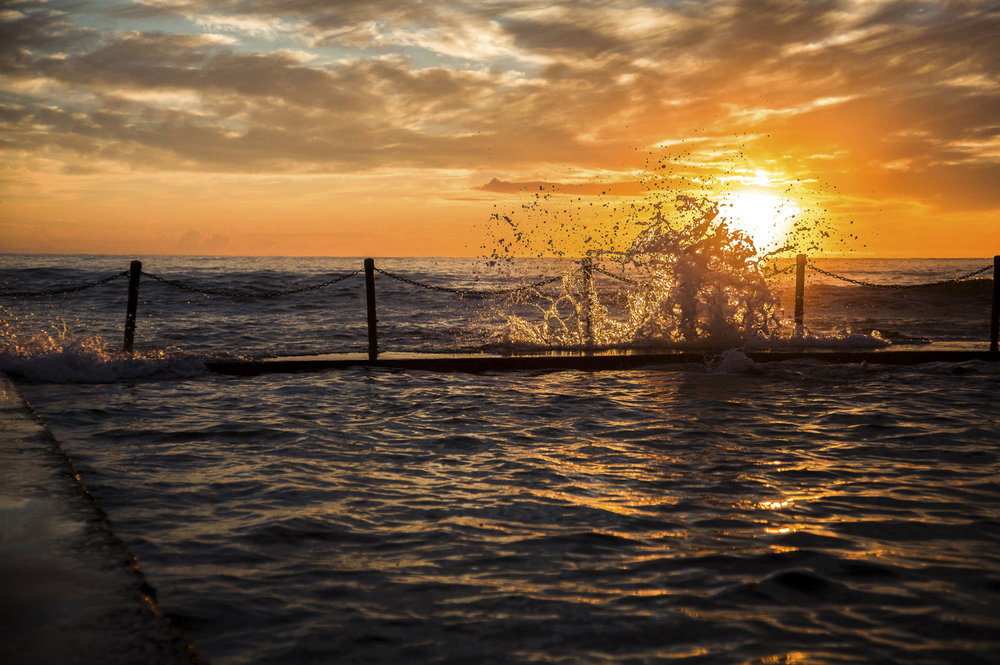 Newport Rockpool PHOTOGRAPHY: Federico Rekowski