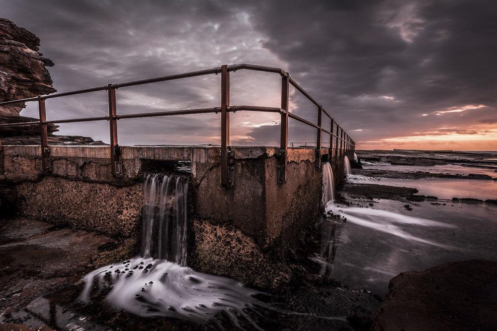 North Curl Curl Rockpool PHOTOGRAPHY: Federico Rekowski