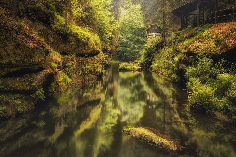 bohemian switzerland  Photography: Martin Bisof