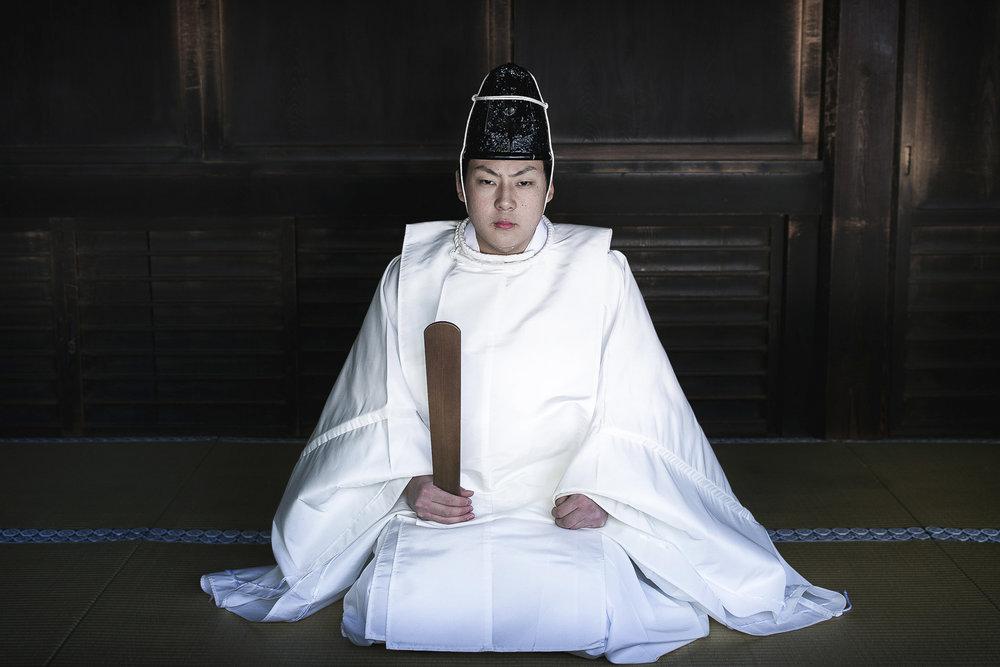 Meiji Shrine  PHOTOGRAPHY: Lee Chapman