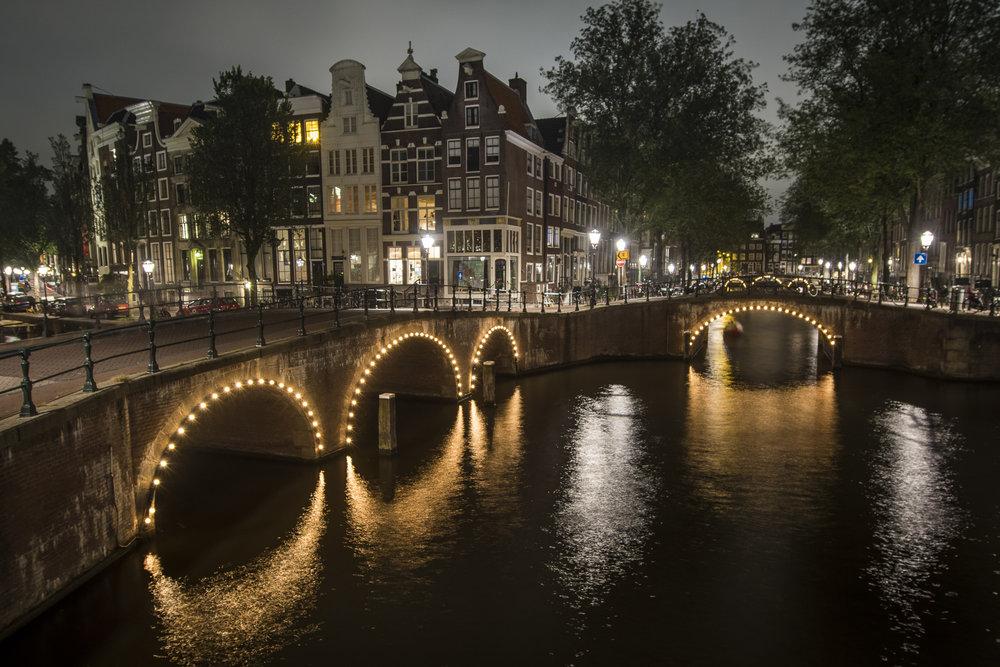 View of 15 Bridges  PHOTOGRAPHY: Alexander J.E. Bradley • NIKON D500 • AF-S NIKKOR 14-24MM Ƒ/2.8G ED @ 16MM • Ƒ/5.6 • 5 sec • ISO 100