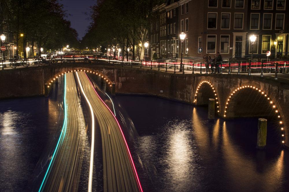 View of 15 Bridges  PHOTOGRAPHY: Alexander J.E. Bradley • NIKON D500 • AF-S NIKKOR 24-70MM Ƒ/2.8G ED @ 27MM • Ƒ/14 • 30 sec • ISO 100