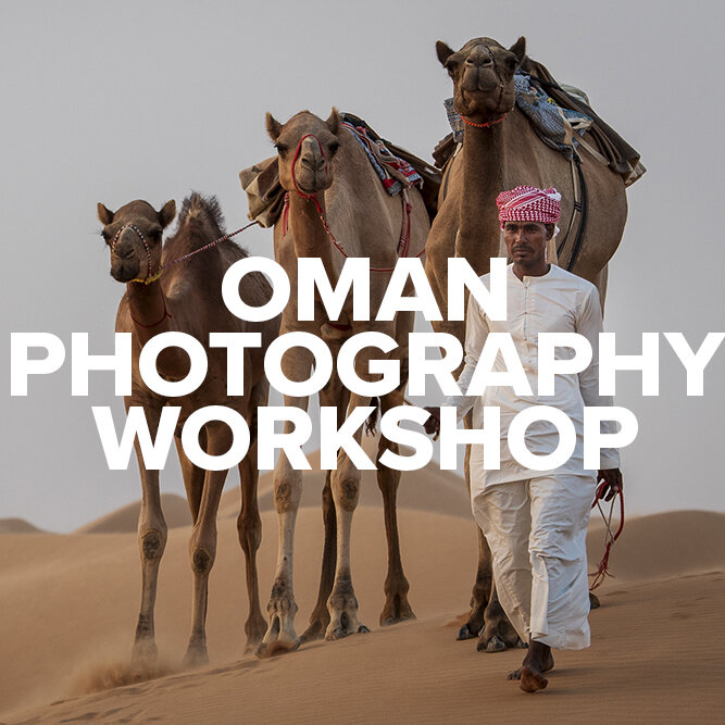 Oman Photography Workshop