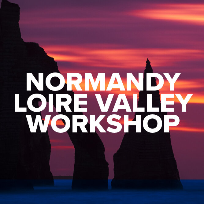 Normandy & Loire Valley Workshop