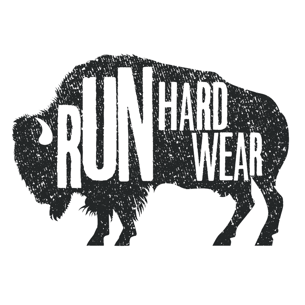 branding & logo created for Run Hard Wear