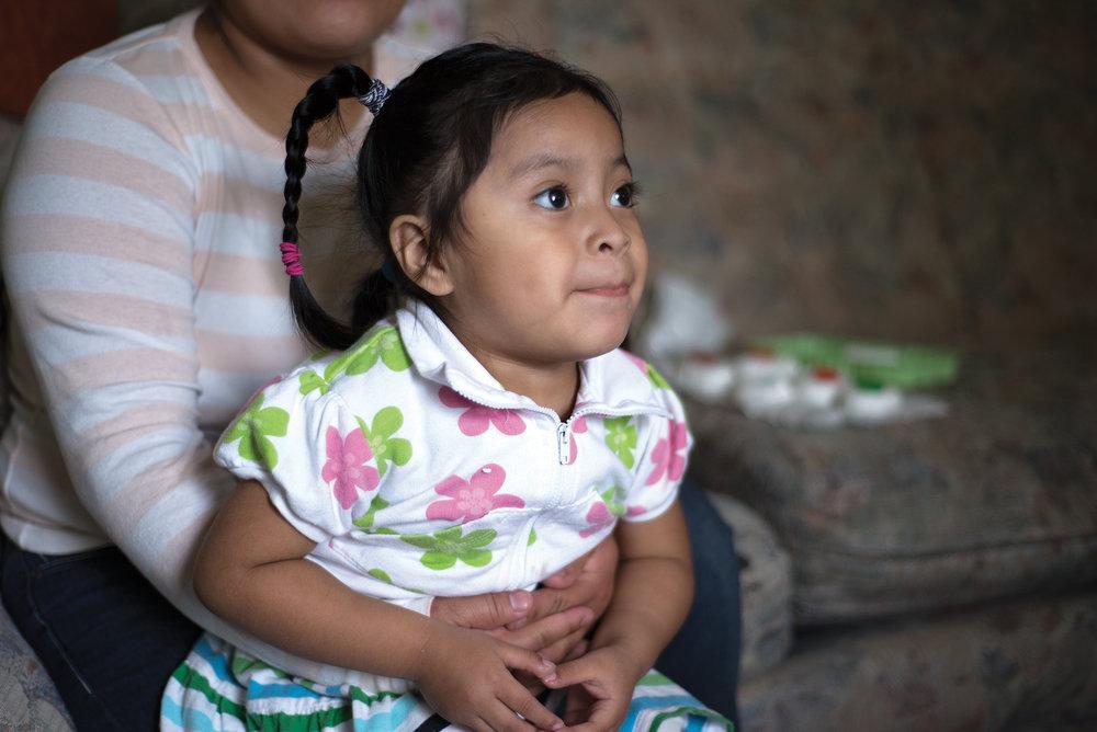 Juana's daughter, Sabina
