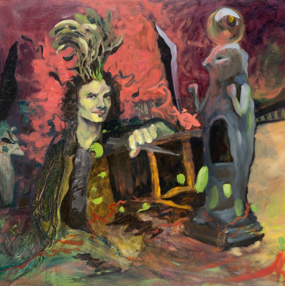Professor Serpente with Raspberry Gelato.jpg