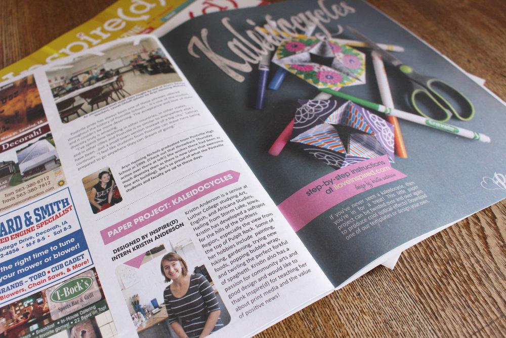 Inspire(d) Magazine