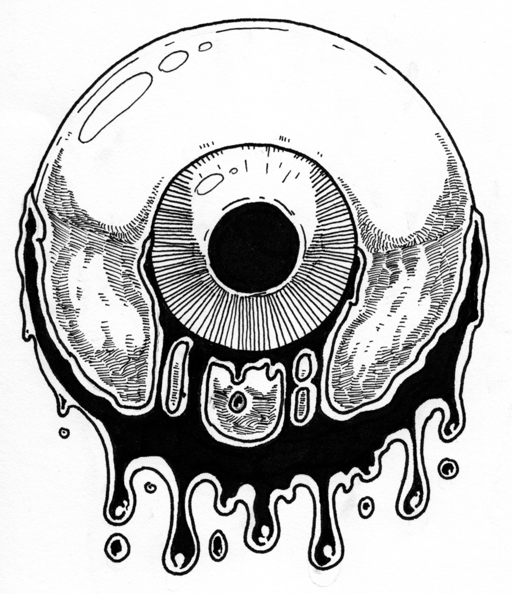 Ebola Eyeball