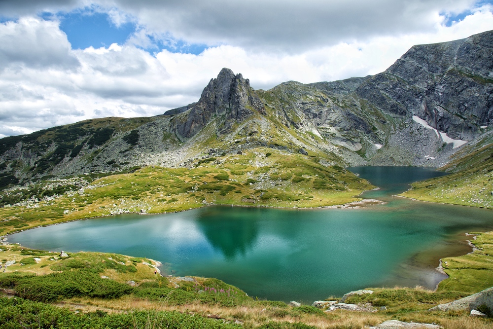 The Twins, Seven Rila Lakes, Bulgaria
