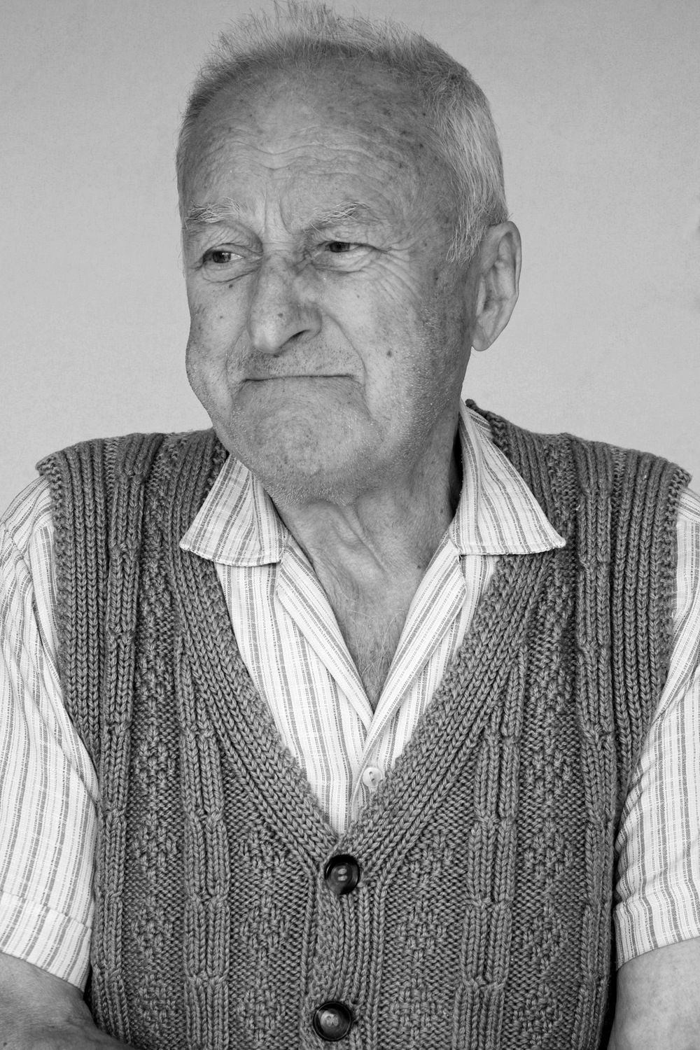 Portrait of Benio, Oreshak, Bulgaria