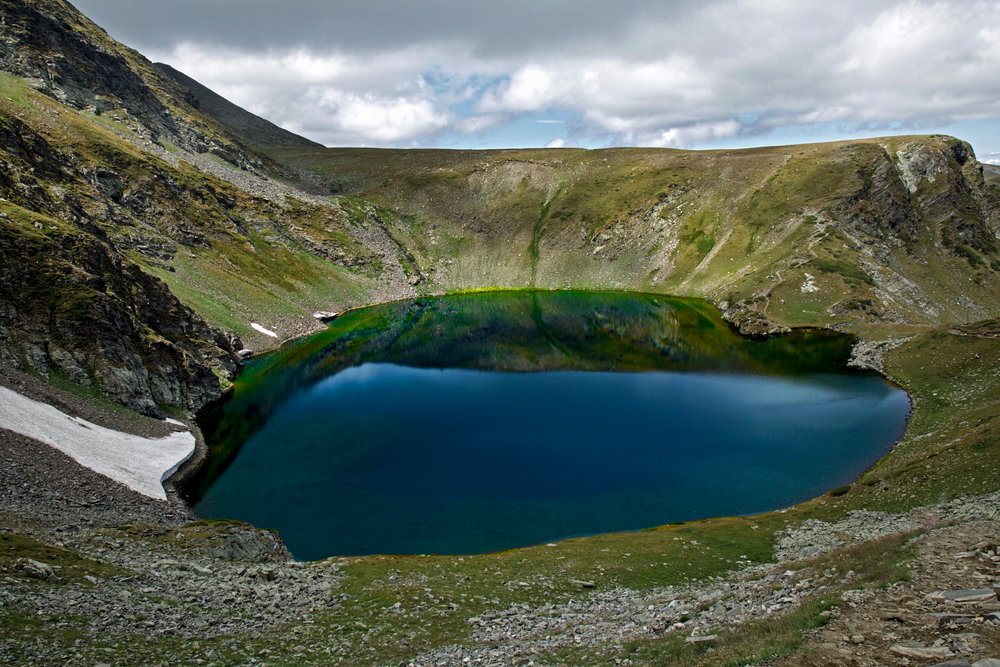 Seven Rila Lakes, The Eye, Bulgaria