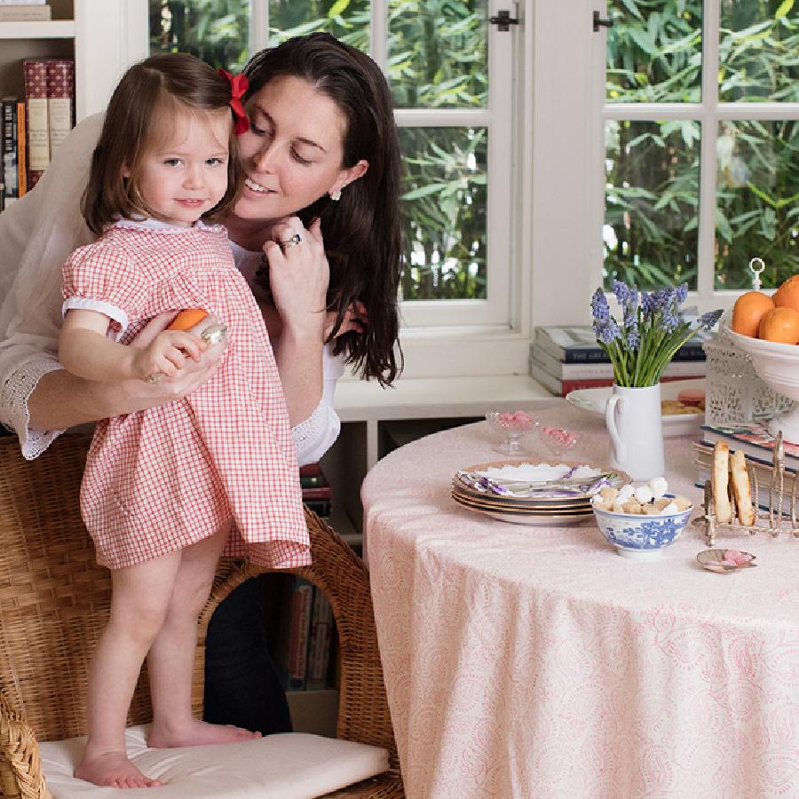 BETSY LANPHIER   Teatime with Elizabeth Swift Design     READ MORE