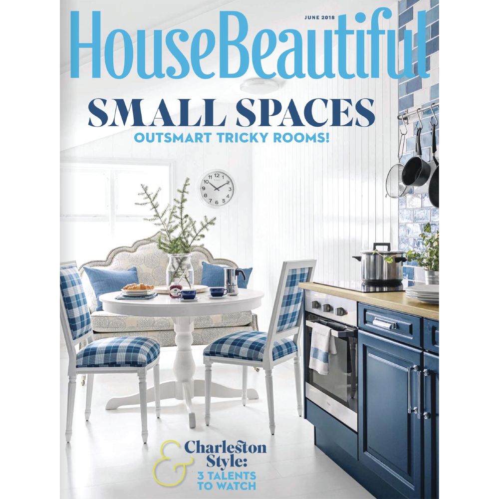 House Beautiful June 2018   Print Issue