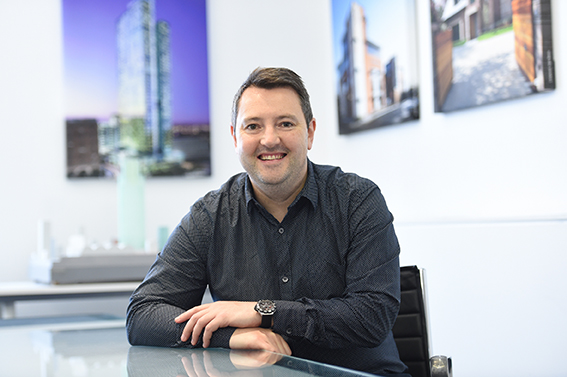 Mark Massey  Director                                            Mark has extensive commercial and residential experience and has played a key role in the design and delivery of large-scale projects within the practice.