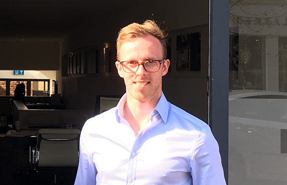 Ryan Godfrey Architectural Technologist    Ryan is currently supporting the Esher studio to deliver all aspects of construction and design detailing within the high-end residential sector.