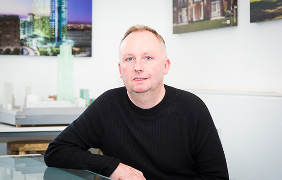 Andrew Lightfoot  Director   Driven by his passion for architecture and design, Andrew is responsible for Calderpeel's impressive portfolio of award-winning projects.