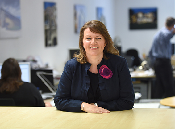 Alison Thomas  Senior Designer      Alison has a wealth of design experience across a range of sectors and holds responsibility for the practice's bid submissions and spearheads Calderpeel's promotional strategy.