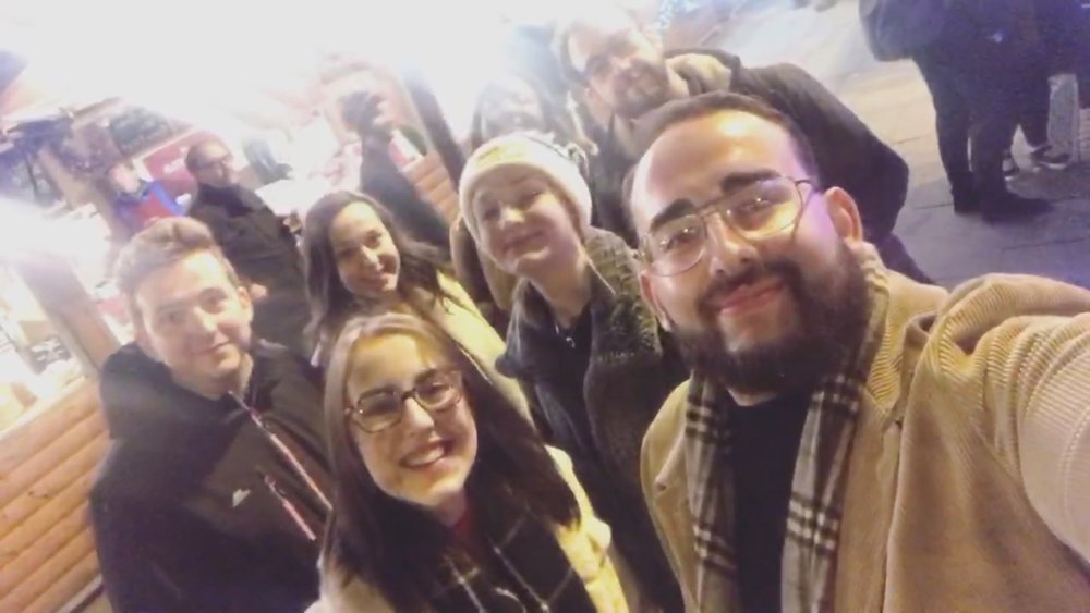 24/11/2018   Christmas Markets, Manchester