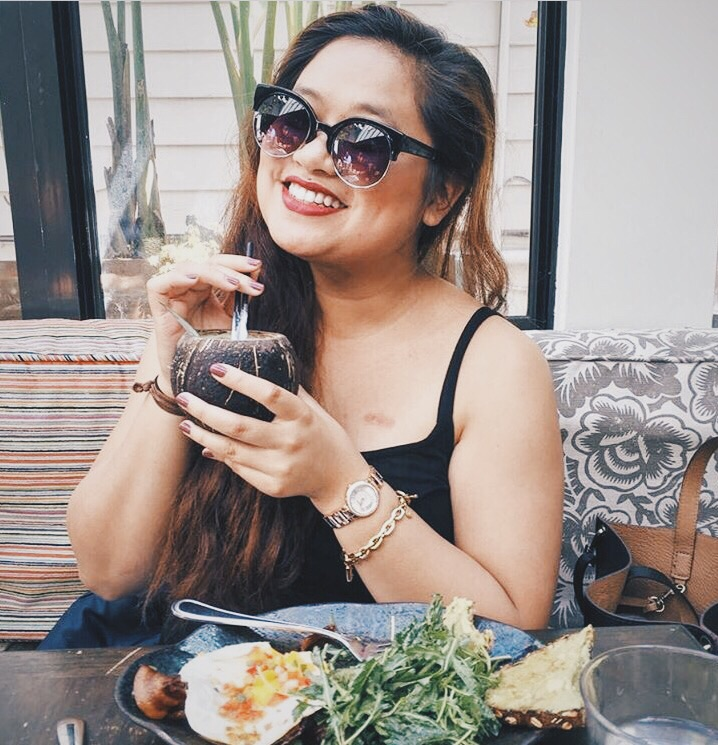 The brunch bae, Holly! Stay posted with more brunch adventures to come!