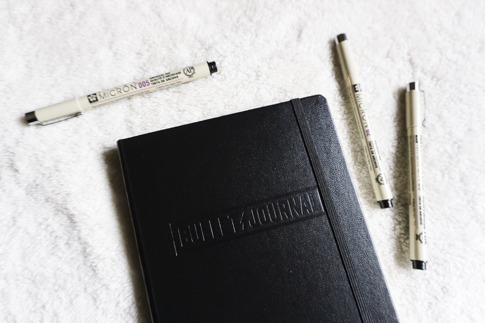 bullet journal san francisco blog