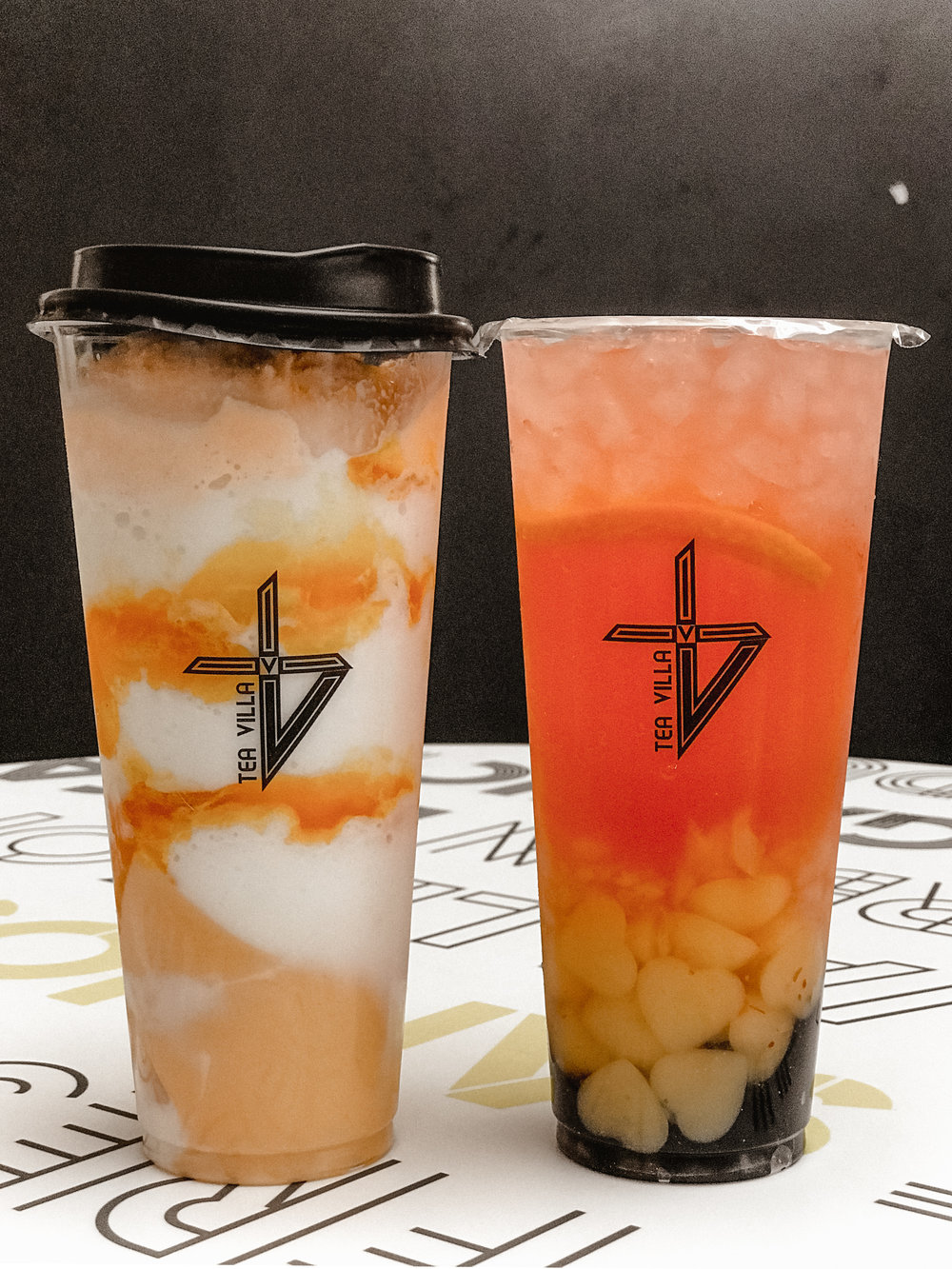 Tea Villa Best Boba Drinks South Bay Area