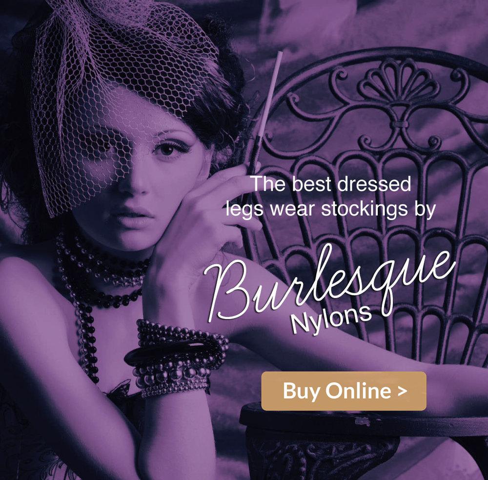 Burlesque Nylon Stockings