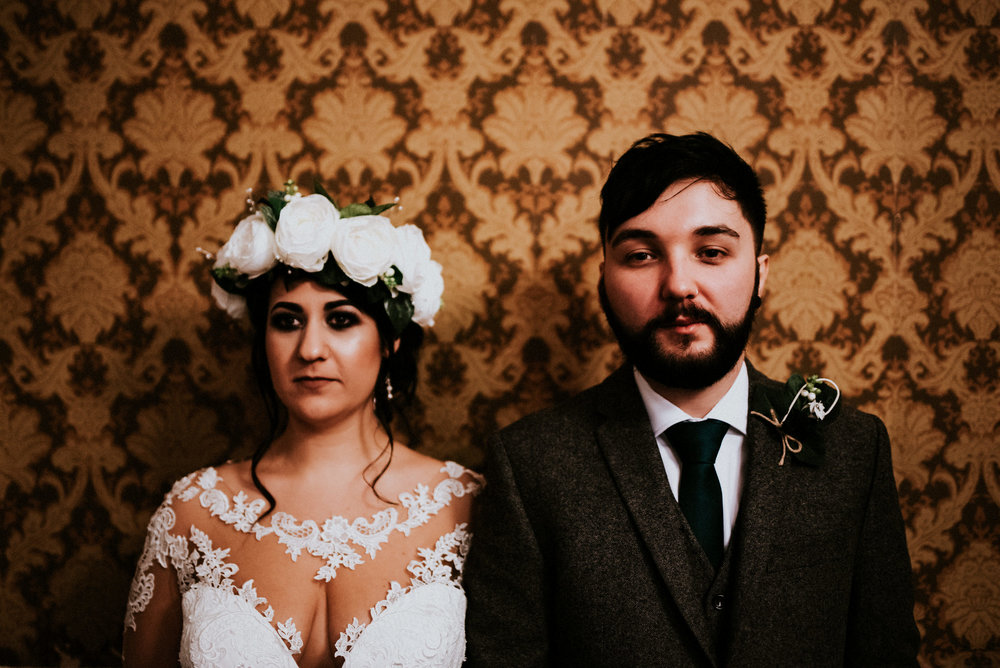 JOSH & EMILY - YORK CASTLE MUSEUM WEDDING